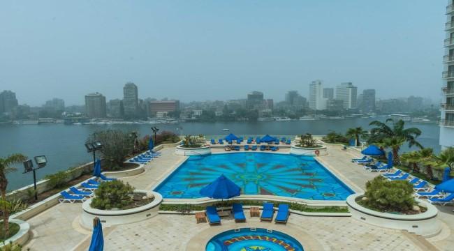 فندق جراند نايل تاور القاهرة