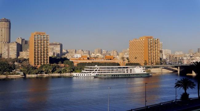 فندق ماريوت القاهرة وكازينو عمر الخيام القاهرة