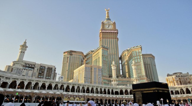 5 ليالي فندق فيرمونت مكة بالافطار/  4 ليالى فندق موفينبيك انوار المدينة المدينة