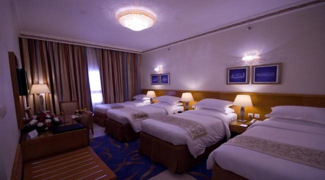4 ليالي فندق دار الايـــمان جراند مكة /  4 ليالى فندق الايمان المنار المدينة