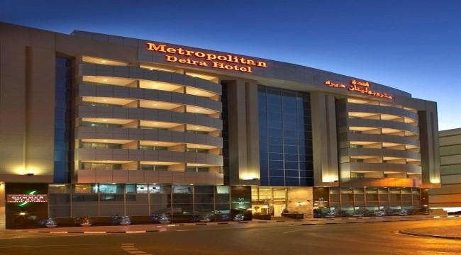 4 ليالي Metropolitan Hotel بالإفطار - دبى بالإفطار