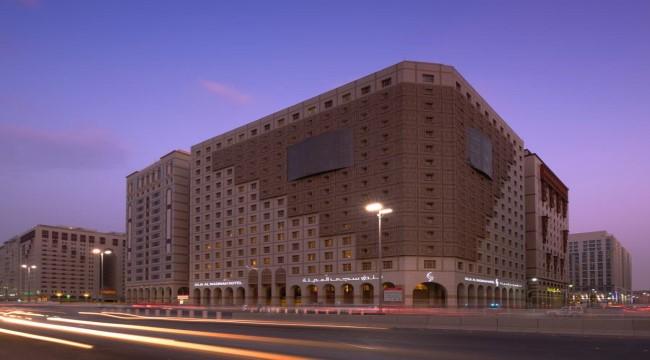 5 ليالي فندق بـولمان زمــزم مكة بالافطار/  4 ليالى فندق ســــجى المدينة