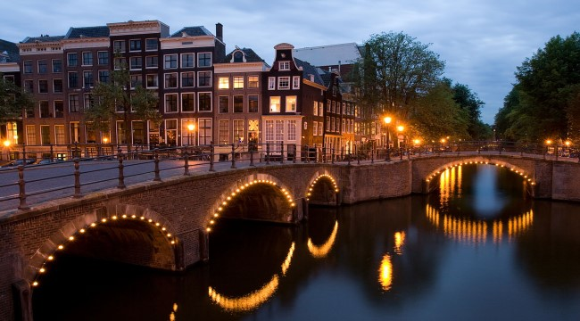 باريس بروكسيل امستردام