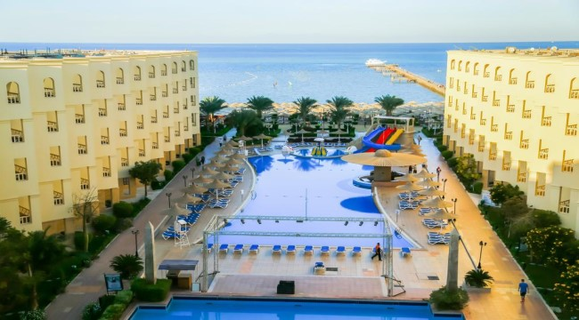 Honeymoon AMC Royal Hotel Hurghada