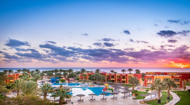ماجيك تيوليب ريزورت مرسي علم - Magic Tulip Resort Marsa Alam
