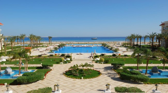 Honeymoon Premier Le Reve Hotel Sahl Hasheesh