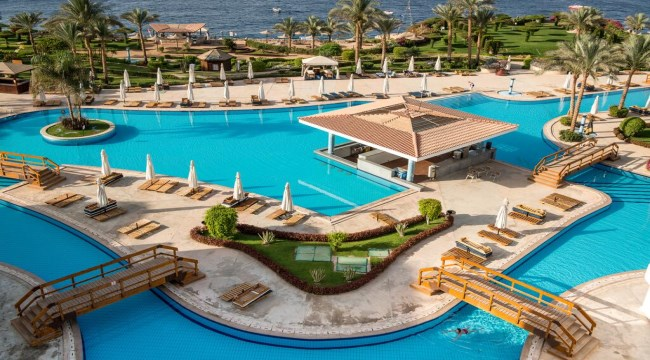 منتجع وسبا سيفا شرم الشيخ - Siva Sharm Resort