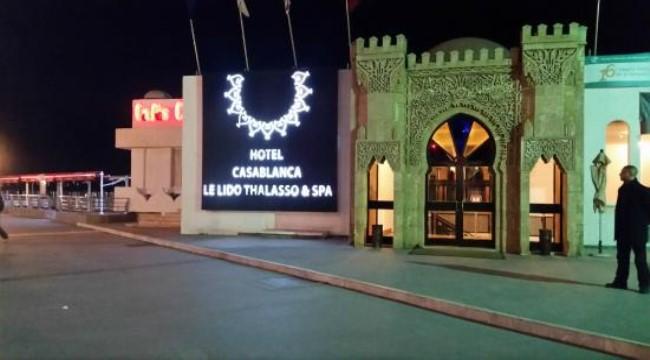 4 ليالي بالمغرب بالإفطار بفندق Casablanca Le Lido Thalasso Hotel 4