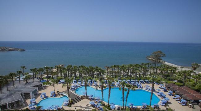 6 ايام 5 ليالي  Grand Resort Hotel  شامل الافطار Limassol Cyprus
