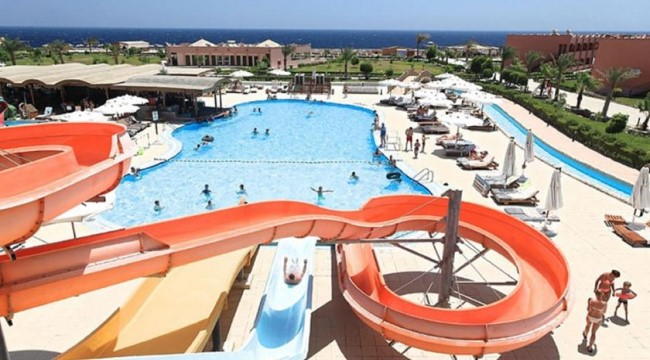 ثرى كورنرز هابى لايف بيتش ريزورت (أكوا بارك) مرسي علم - Three Corners Happy Life Beach Resort (Aquapark) Marsa Alam
