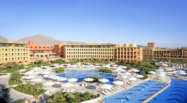 فندق ستراند طابا هايتس  5 نجوم صف اول علي البحر خدمة متميزة  4 ايام و3 ليالي.