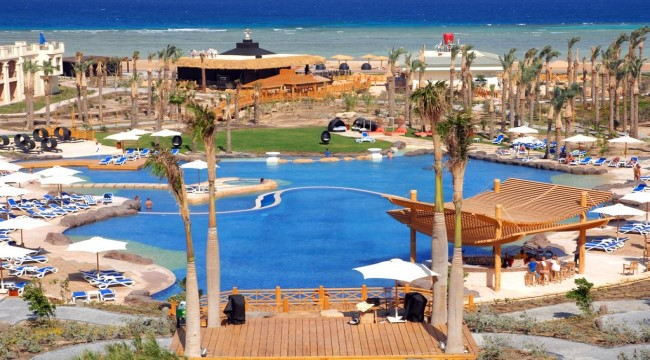 Honeymoon Tropitel Hotel Sahl Hasheesh