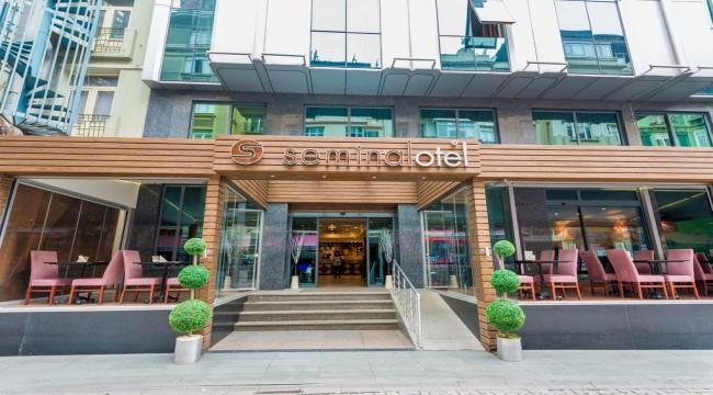 رحلات تركيا - فندق Seminal Hotel Taksim  8 ليالى / 7 ايام
