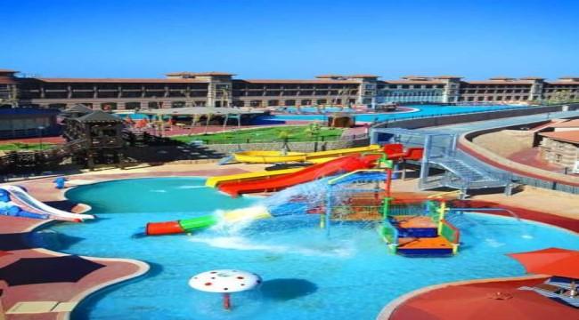 كورال سي بيتش ريزورت العين السخنة - Coral Sea Beach Resort & Aqua Park El Sokhna