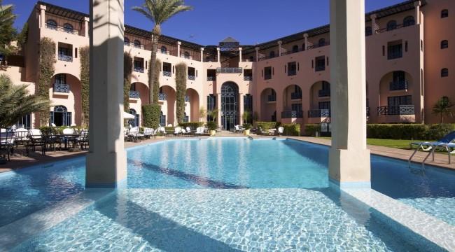 المغرب 6ايام / 5ليالي 3 ليالى ف كازبلانكا Best Western Toubkal Hotel ليلتين فى مراكش Hotel Marrakech Le Tichka