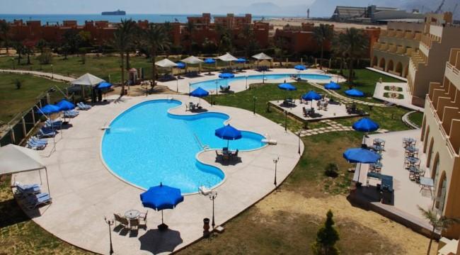 فندق هورايزون الوادي العين السخنة (داي يوز) - Horizon El Wadi Hotel Ain Sokhna (Day Use)