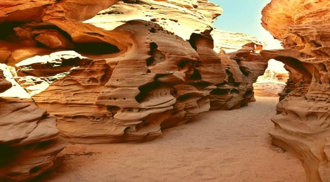 Colored Canyon Safari Tour from Sharm El Sheikh 9 Hours Price From $ 55