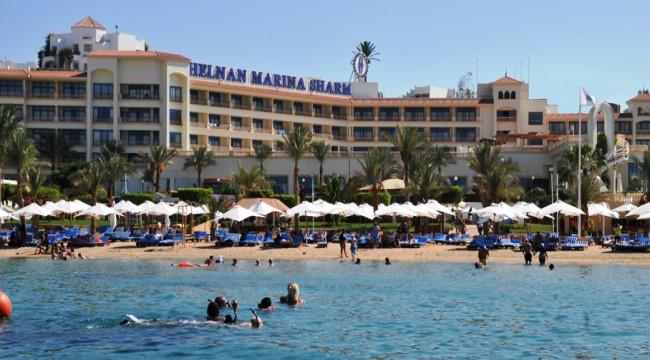 فندق هلنان مارينا شرم الشيخ ثلاث ليالي 4 أيام