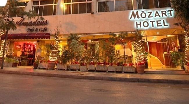 رحلات شم النسيم ( فندق موزارت بيروت  )