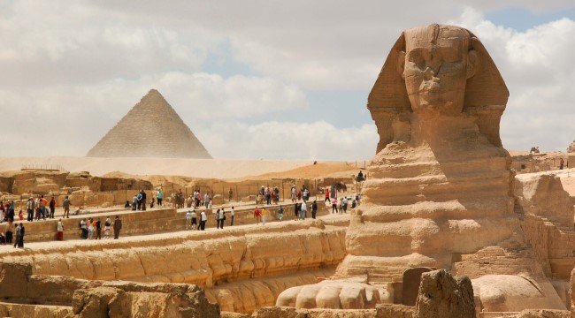 Pyramids of Giza Tour (Starting from 25 $)