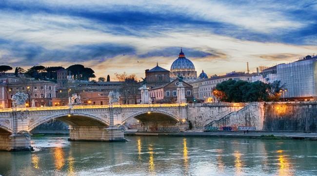 Barcelona & Rome