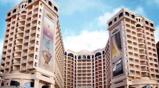 فندق توليب رويال الاسكندرية