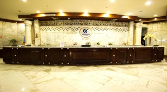 فندق كتاركت بيراميدز هوتيل بالقاهرة