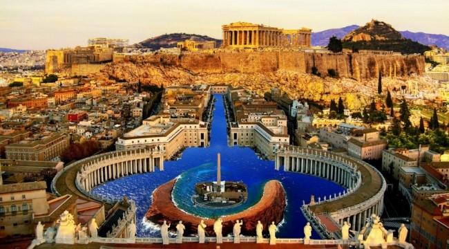 اليونان - أثينا 5 ليالي / 6 أيام