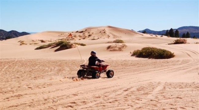 Quad Biking & Jeep Desert Safari