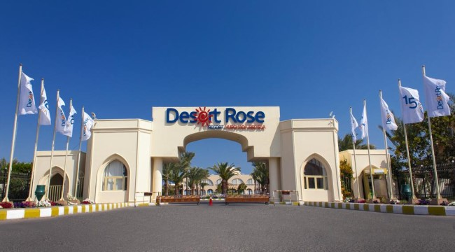 Hurghada Mid Year (Desert Rose Resort )