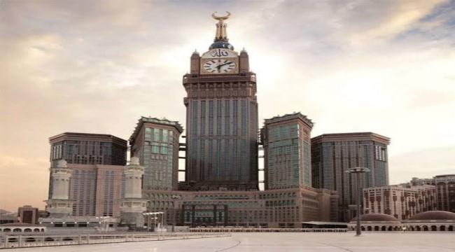 عمرة اجازه نصف العام 10 أيام / 9 ليالى 5 ليالي فيرمونت مكة برج الساعة (بالافطار) - 4 ليالي فندق ميلينيوم العقيق (بالافطار)