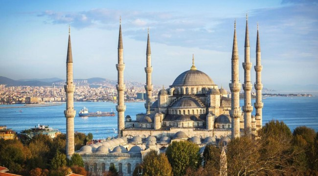 اسطنبول / بورصة / طرابزون / انطاليا