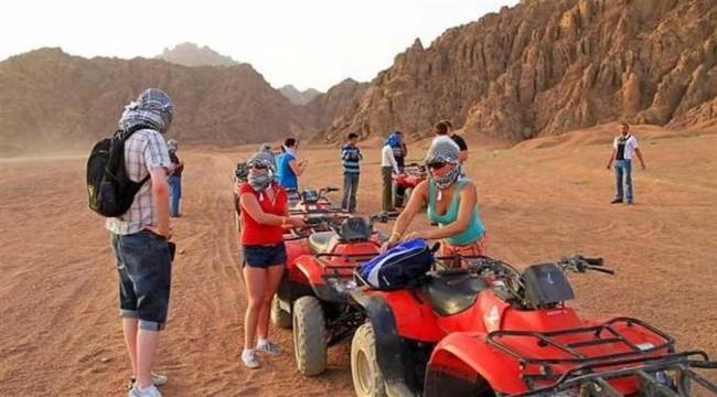 Hurghada Desert Safari by 4 wheel drive 01 Day  Price From $ 30