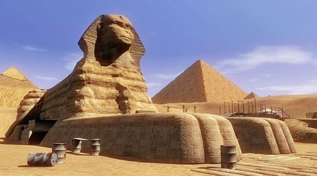Cairo Tours from Sharm El Sheikh by Plane 01 Day Price From $ 65