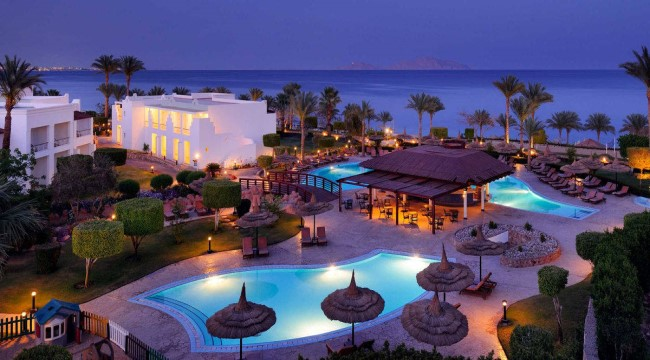 HoneyMoon package Romantic Escape Renaissance Sharm El Sheikh