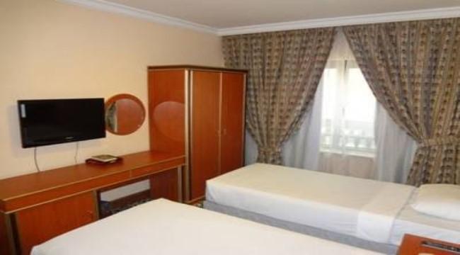 5 ليالى فندق فيرمونت برج الساعه\4 ليالى فندق جراند ميركيور