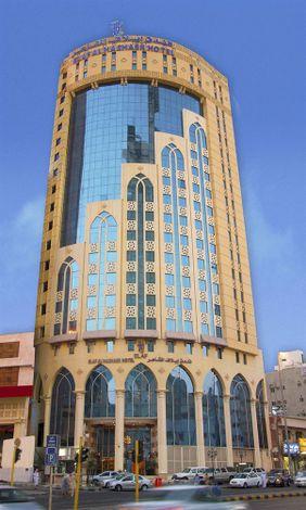 عمرة الإسراء و المعراج 10 أيام / 9 ليالى  المدينه اولا