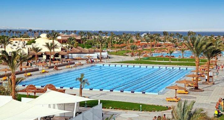 Hurghada Easter ( Desert Rose Resort )
