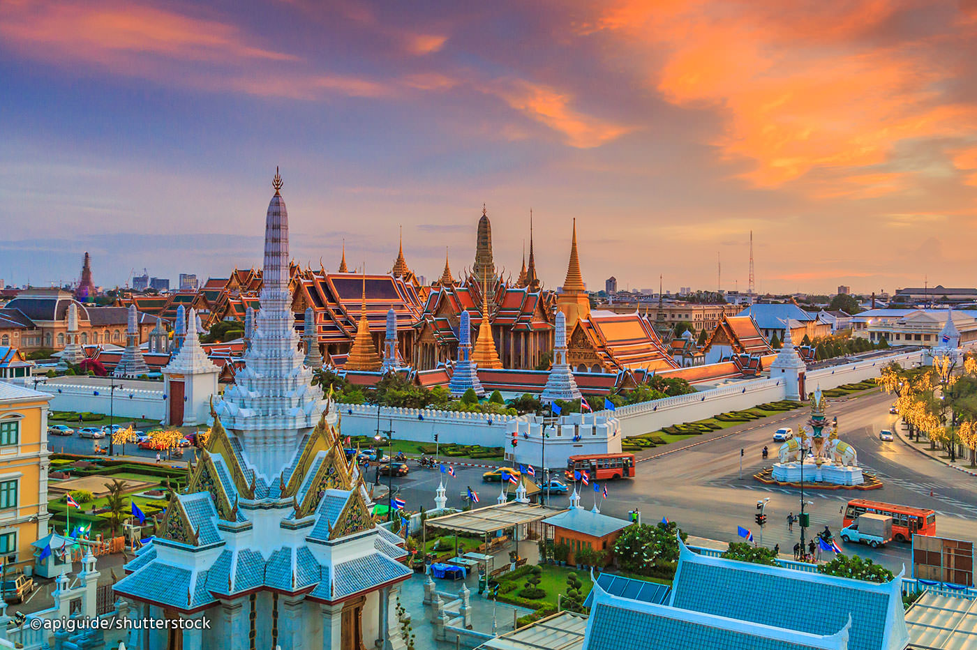 Phuket & Bangkok / Honey mooners
