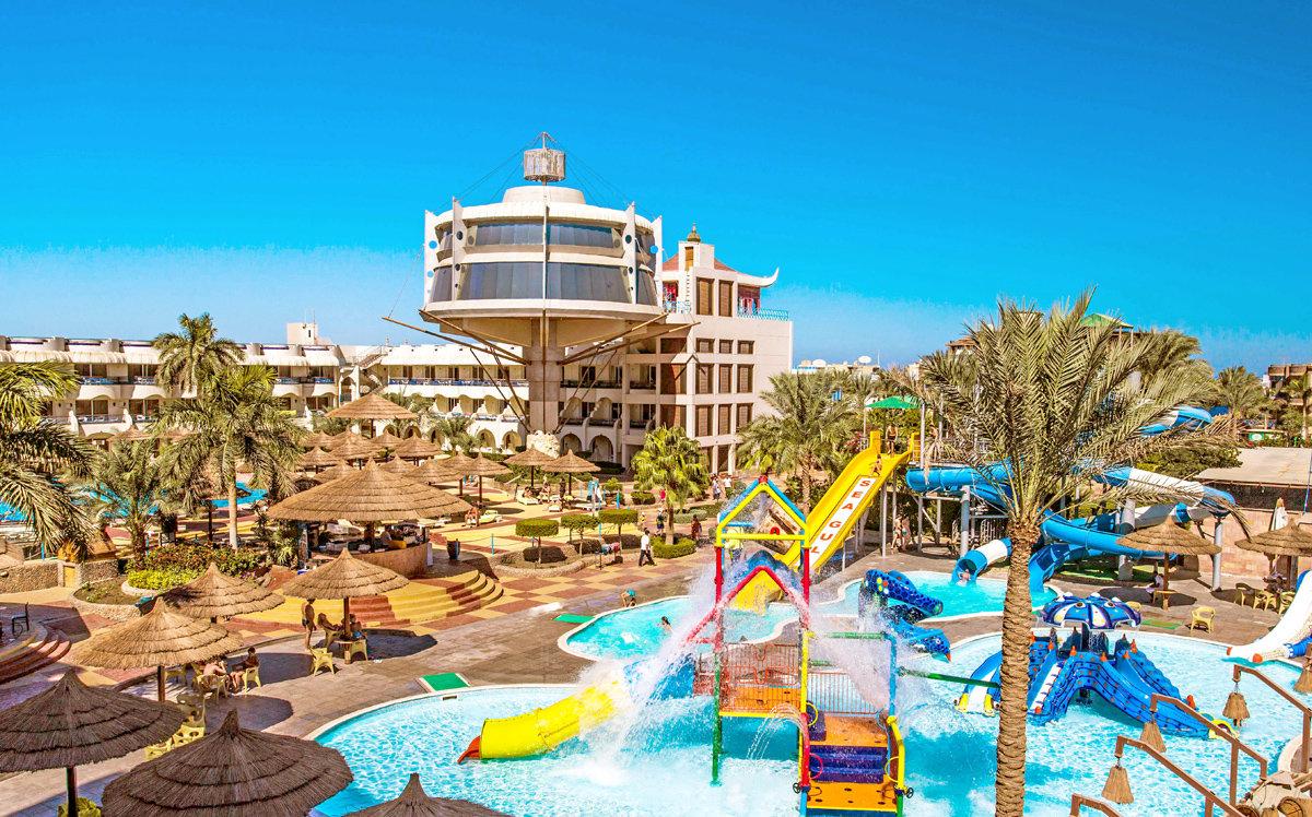 Hurghada Easter (Seagull Beach Resort  )
