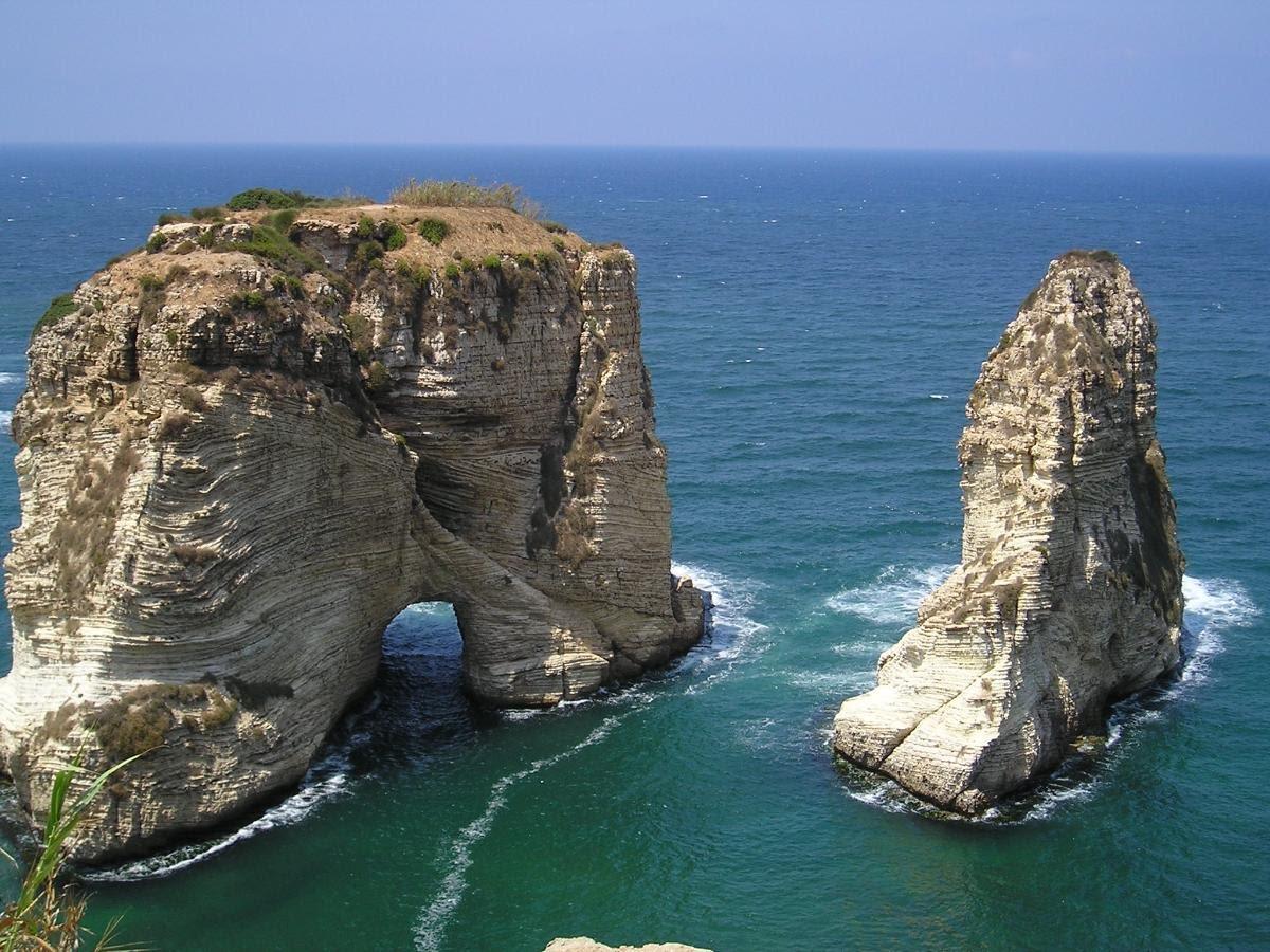 رحلة عيد رأس السنة  لبنان